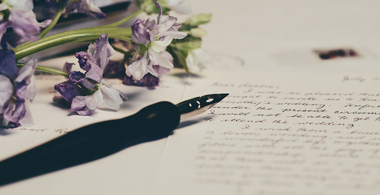 Handwritten Thank You Letter